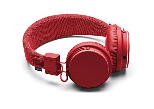 Urbanears Plattan Headphones Tomato 4091011