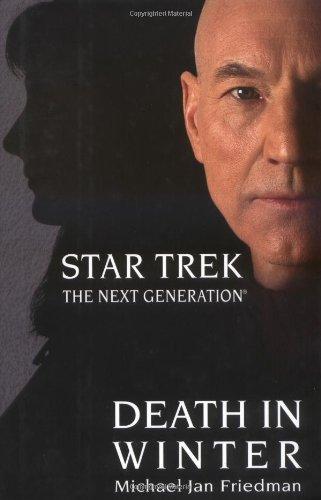 Download Death in Winter (Star Trek: the Next Generation) pdf