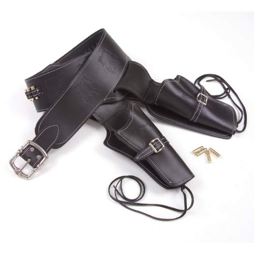Denix Old West Double Rig Fast Draw Holster