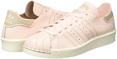 Femme Decon Pink Pink off icey Superstar White Basses Adidas Sneakers 80s Rose icey Cq1wUUXE