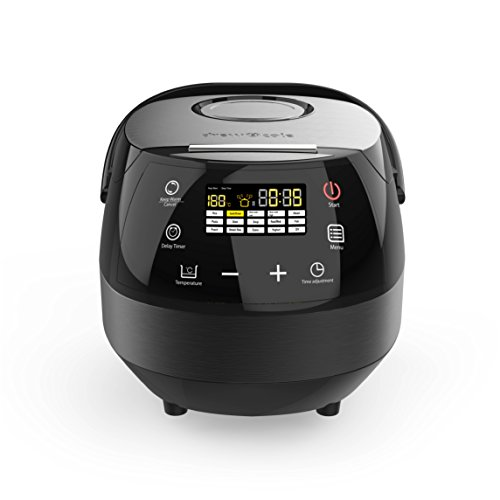 CleverChef 17 in 1 Intelligent Digital Multi Cooker - Rice Cooker Slow Cooker...