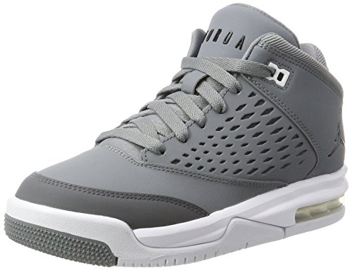 black Bg white cool Bambino Origin Jordan 4 Grey dk Da Grey Flight Basket Nike Scarpe Grigio ZIq7TgyZw