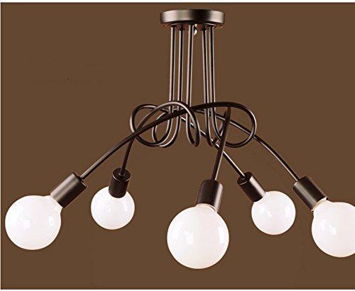 Plafoniere Da Soffitto Moderne : Lampada di cristallo lampadario da soffitto