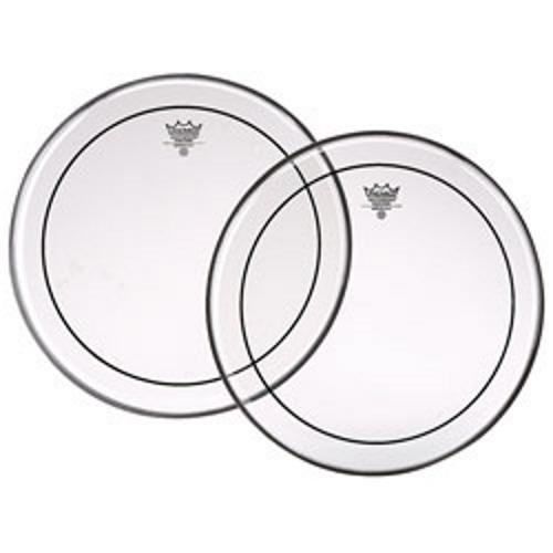 Remo Pinstripe Clear Drum Head - 10 Inch (Remo Drum Sets)