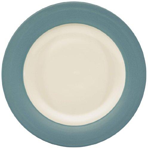 Noritake Colorwave Rim Dinner Plate, Turquoise
