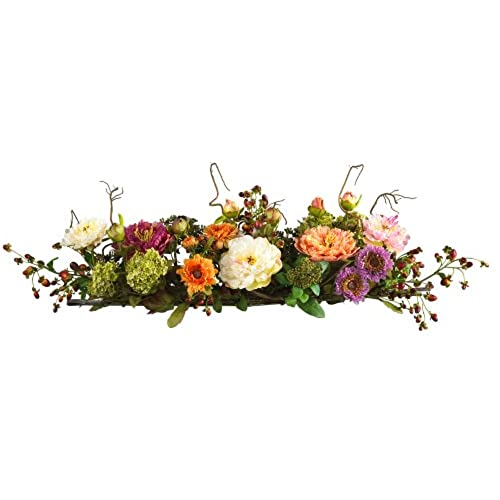 Flower centerpieces for tables amazon