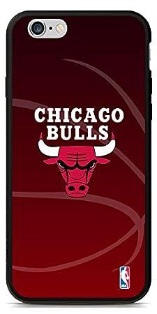 Coveroo - Carcasa para iPhone 6, diseño de balón de Chicago Bulls ...
