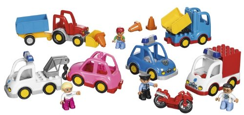 DUPLO Multi Vehicles Set