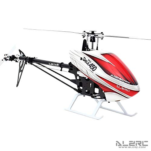 - Yoton Accessories 450 Pro V2 SDC/DFC Combo Helicopter KIT Aircraft RC Electric Helicopter Frame kit Power-Driven Helicopter Drone - (Color: Black)