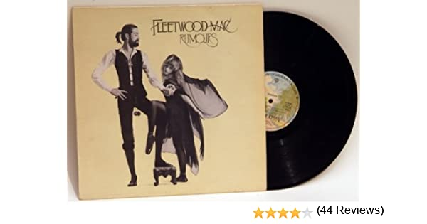 Fleetwood Mac Rumours. TOP COPY. Rare first US press 1977 ...