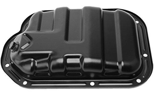 Bapmic 11110-AL810 Engine Oil Pan for Infiniti FX35 M35 G35 3.5L - Radiator Drain Pan