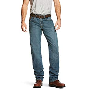 ARIAT Men's  Rebar Loose Fit Jean