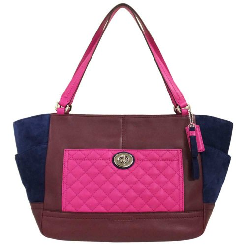 Coach Suede Tote Bags - 7