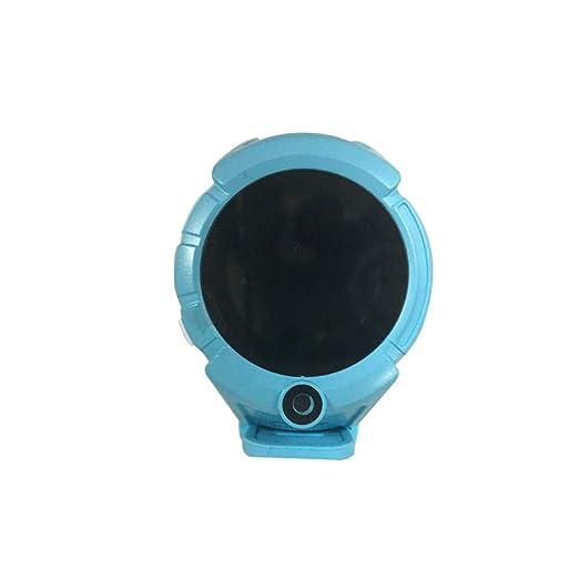 iStary Smartwatch para Niños Reloj Infantil GPS Localizador Led Pantalla Llamar Fotografía De Ubicación Sos Ayuda Rastreador Niños Reloj De Pulsera: ...