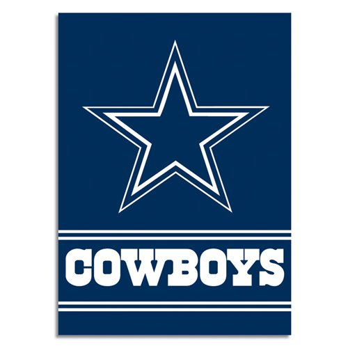 Dallas Cowboys 2-Sided 28 X 40 House Banner - NFL