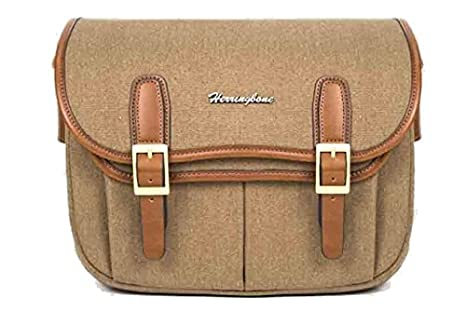 Amazon.com: Herringbone Bolsa de hombro de lona para cámara ...