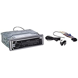 Kenwood KMR-D368BT CD/MP3 Marine Stereo Receiver with Bluetooth