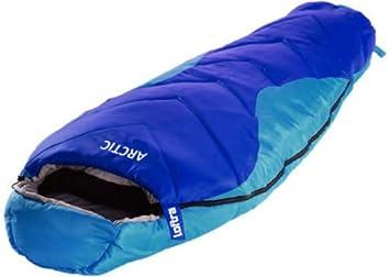 Loftra Schlafsack Arctic - Saco de Dormir Momia para Acampada, Color, Talla 230 x 82 x 55 cm: Amazon.es: Deportes y aire libre