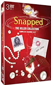 Snapped - Complete Seasons 1 & 2 - The Killer Collection - As Seen on Oxygen! 26 Episodes