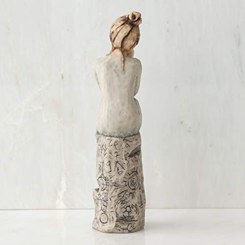 Willow Tree Patience, sculpted hand-painted figure