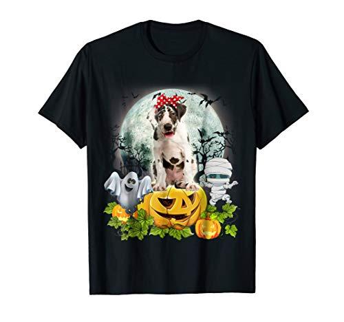 Funny Great Dane Dog Halloween T Shirt