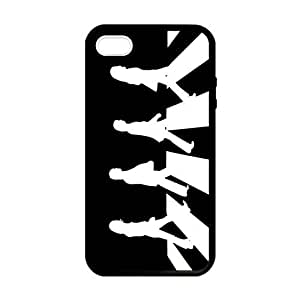 The Beatles Abbey Road Black Case for iPhone 5 5s case