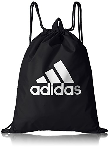 adidas Performance Bag White Black Logo Gym Black 1R1w7q