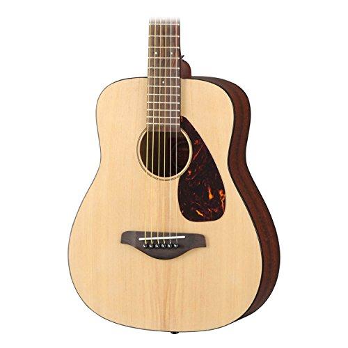Yamaha Folk Guitar Strings - Yamaha JR2 3/4-Size Folk Acoustic Guitar - Natural