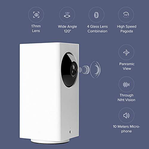 SHOPUS | Xiaomi Mijia Dafang Smart IP Camera 110 Degree
