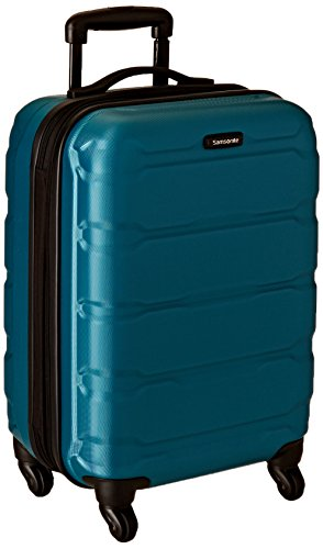 (Samsonite Carry-On, Caribbean Blue)