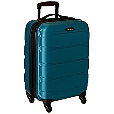 Samsonite Omni PC Hardside Spinner 20, Caribbean Blue, One Size