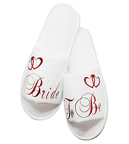 Rouge Blanc Chaussons pour Femme Blanc Generic OwxqX4YTT