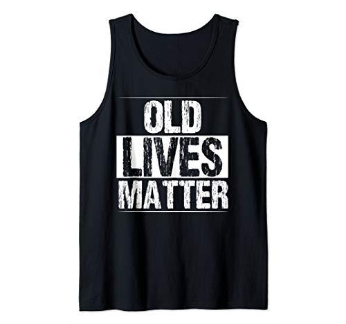 Old Lives Matter Tank Top