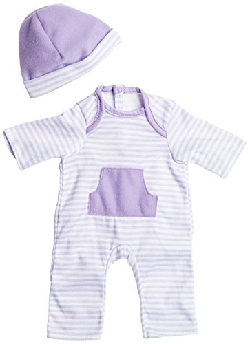 JC Toys Purple Romper (up to 16