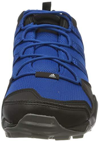 adidas Terrex Ax2R, Zapatillas de Trail Running para Hombre, Negro (Negbás/Negbás/Belazu 000), 41 1/3 EU: Amazon.es: Zapatos y complementos