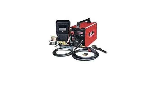 Lincoln Electric Handy Mig - Soldador: Amazon.es: Bricolaje y herramientas