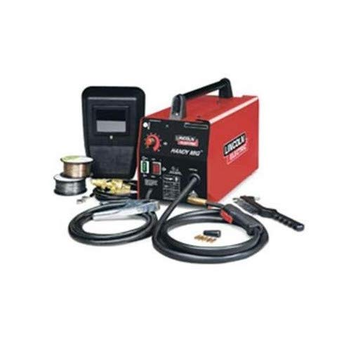Lincoln Electric Handy Mig - Soldador: Amazon.es: Bricolaje y ...