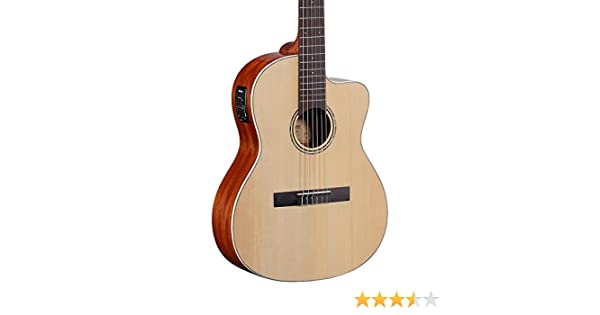 Alvarez - Guitarra acústica RC26HCE con funda incluida, color ...