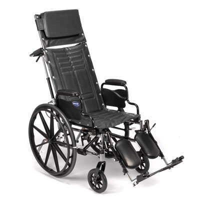 Reclining Manual Wheelchair (Invacare Tracer SX5 Recliner...