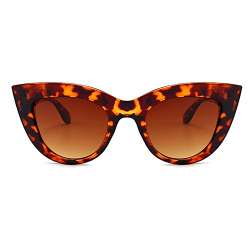 gato 100 de UV 400 de mujer de Protección Gafas ojos ultrafina sol mujeres para y para Gafas Gafas polarizadas clásico vacaciones de alta Marrón para de diseño calidad niñas sol Co viajar de conducir aZTwTqXg