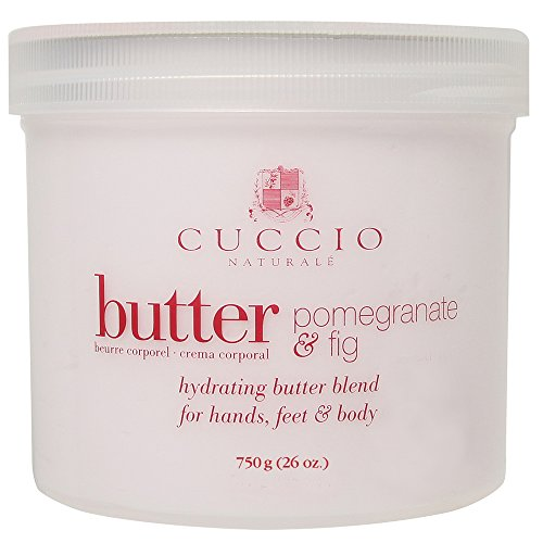 Cuccio Body Butter Blend, Pomegranate and Fig, 26 Ounce