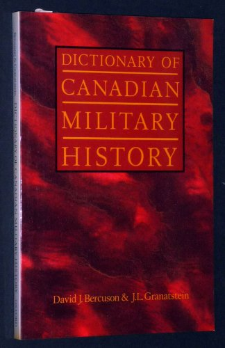 Dictionary of Canadian Military History from Brand: Oxford University Press, Incorporated