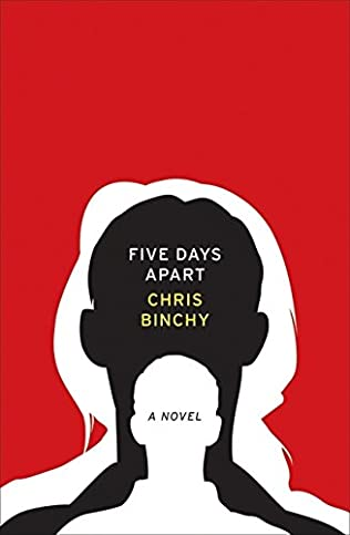 book cover of Five Days Apart