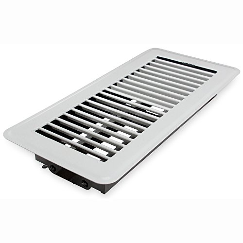 Deflecto Floor Vent Register, 4