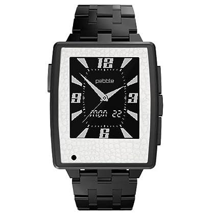 Slickwraps Wraps/Skins para Pebble Smartwatch de Acero para iPhone ...