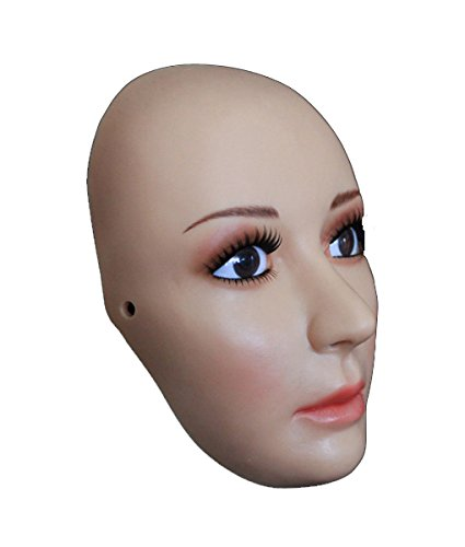 MOPPET SH-2 Silicone mask Ball Cross dressing Halloween simulation Beauty Makeup Mask cosplay female Party mask