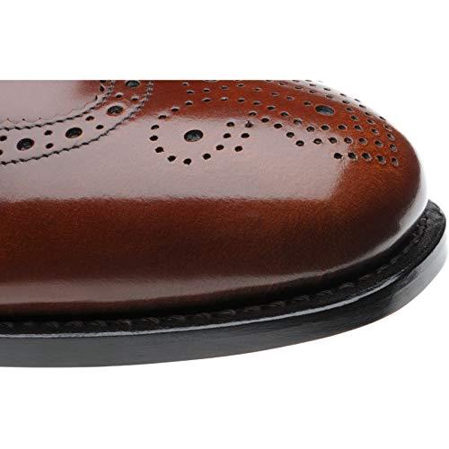 uomo da 139256808 da marrone scarpe avorio Aringhe lucido sera color eleganti qnSHF44Yp