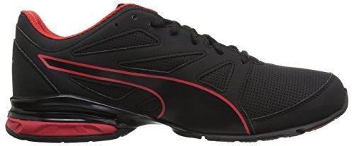 Puma Heren Tazon Moderne Sl Fm Sneaker Puma Black-flame Scarlet