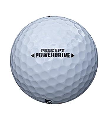 Precept 2017 Powerdrive Golf Ball White (15 Ball Pack)