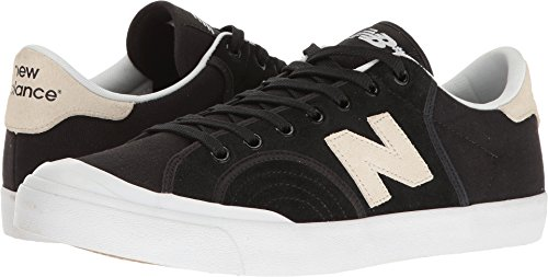 New Balance Numeric Men's NM212 Black/White 9.5 D (New Balance Tennis Cap)